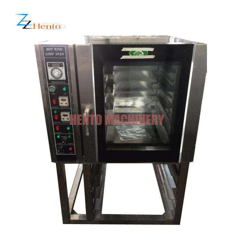 5 Trays Bread Baking Oven / Electric Convection Oven