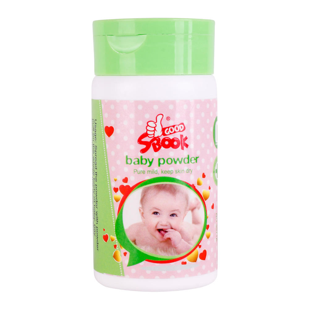 Quickly absorb sweat polvos de talco and empty bottle talcum powder used for baby