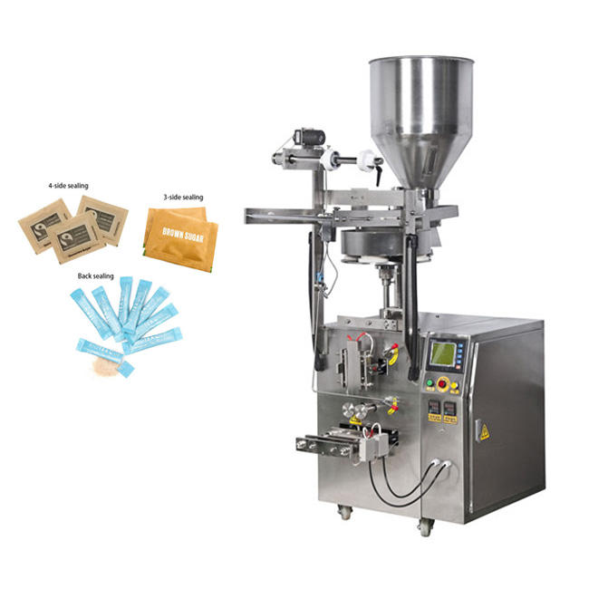 Sugar /stevia stick packing machine