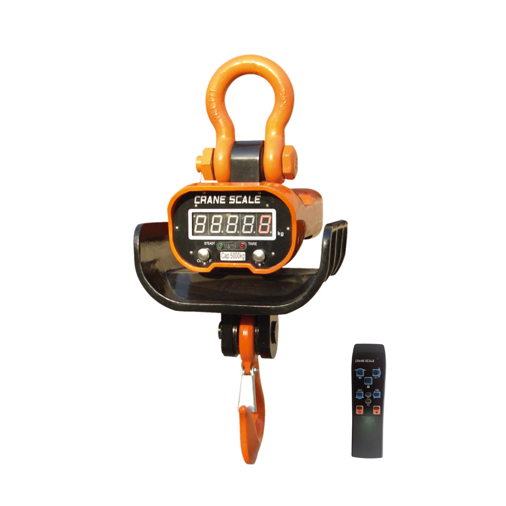 Heat Resistance Electronic Industrial Hook Weighing Scale