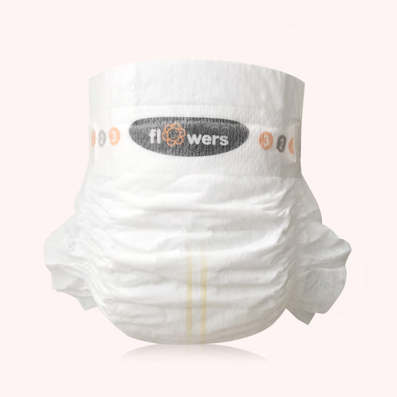Wholesale Biodegradable Natural Disposable Baby Diapers/Nappies/Pants/Pads Manufacturers