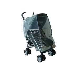 Wholesale Transparent Stroller Baby Carrier Stroller rain cover With Sun Cover