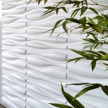 Interior & Exterior high quality Bathroom PVC wall decorative