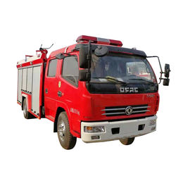 Dongfeng 4*2  emergency vehicle 3000 gallon  fire fighting truck
