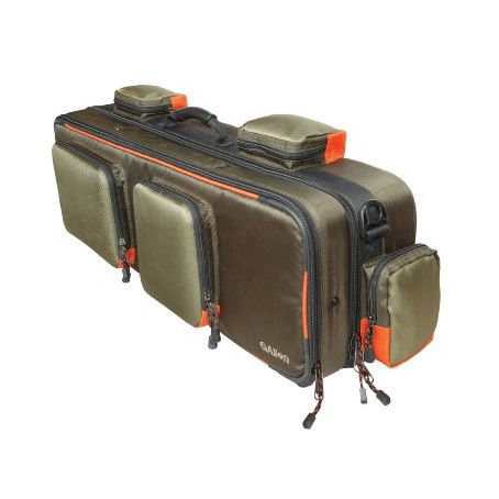 Polyester Fishing Rod Travel Carry Case Bag Rifle Bag Fishing Rod Bag