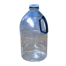 1 Gallon PET Bottle With Handle Custom All Kinds Of Plastic Water/Beverage/Oil Bottle