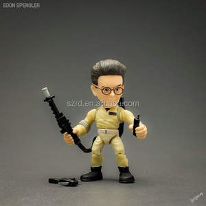Custom made PVC schaal soldaat militaire leger man action figure