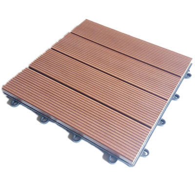 wpc tiles outdoor decking wpc interlocking decking tiles