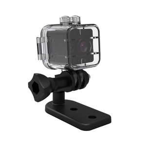 100% Original sq12 Mini Full HD 1080P Waterproof Sports Camera