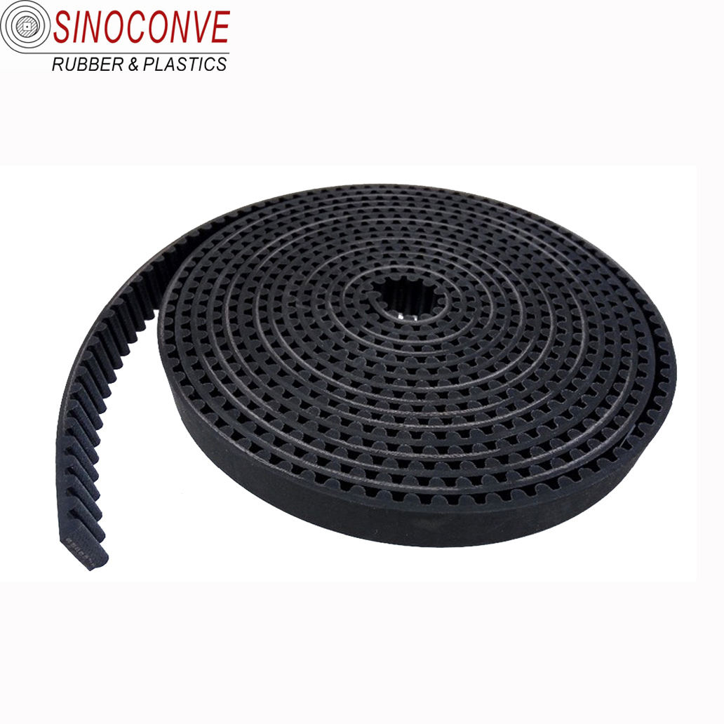 3M 5M 8M Timing belt industrial price rubber timing belt