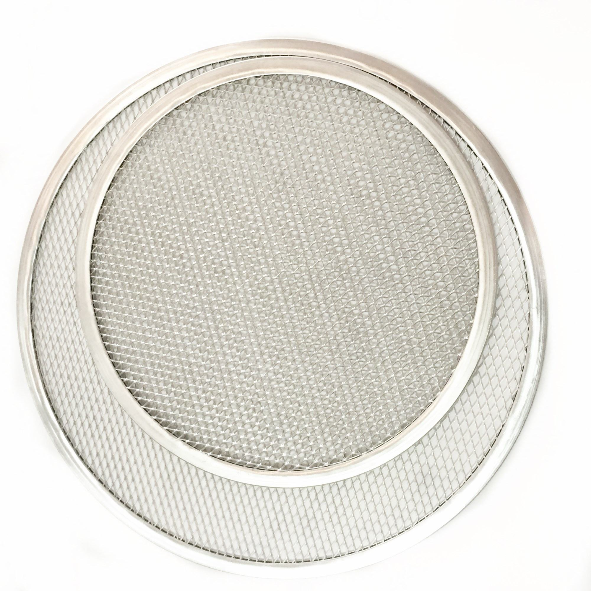 Pizza Thick Pizza Mesh Pan Screen Baking 16