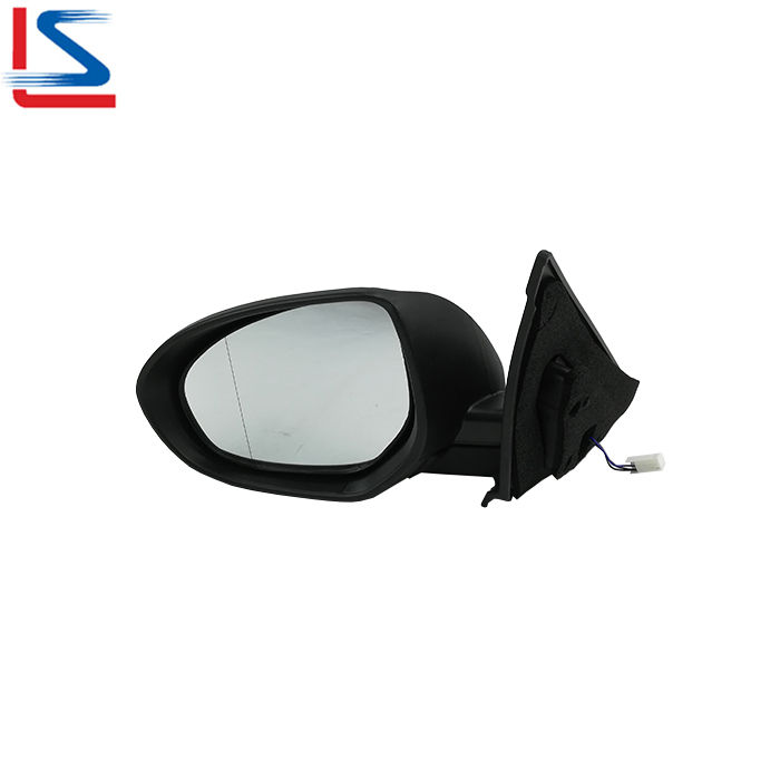 CAR Side mirror FOR mazda 3 Electric w/o defros 2010-2014 RH BBM2-69-12ZL LH BBM2-69-18ZL Front DOOR Power Side View Mirror