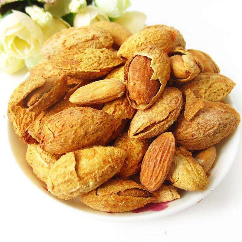 califormian almonds and nuts