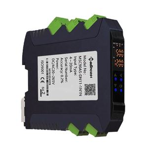 MSC90AS: digital LED Programmable Universal MV + MA + V DC Input Output Analog Signal Isolator Converter Di DC/AC24-265V power