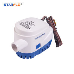 STARFLO 1100GPH marine bilge pump price rule automatic small 12v dc water pump for yacht boat