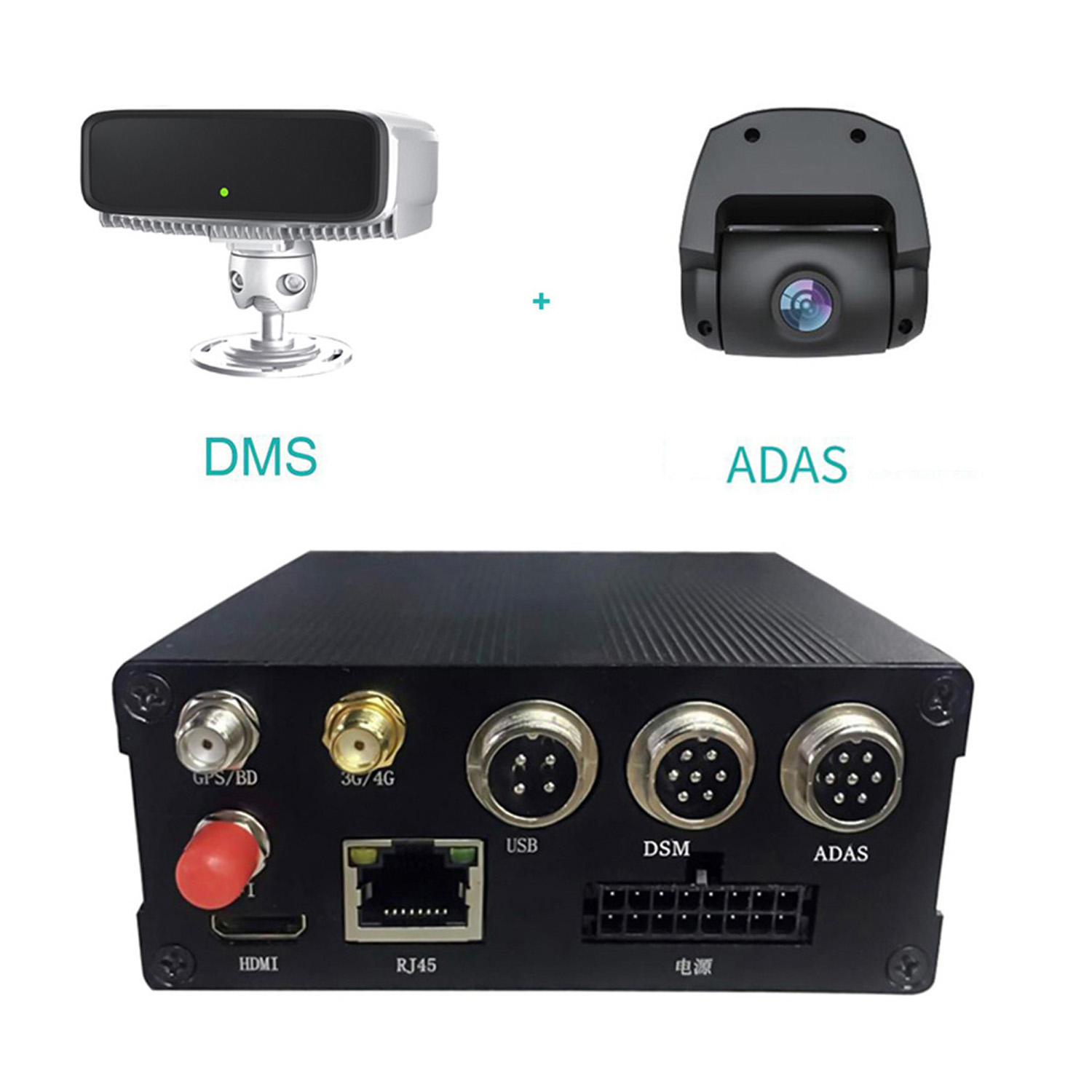 2021 Lowest Price Middle East Saudi Arabia Hot Sale Gps Navigation Bus Camera Car Surveillance Audio Alarm Security System