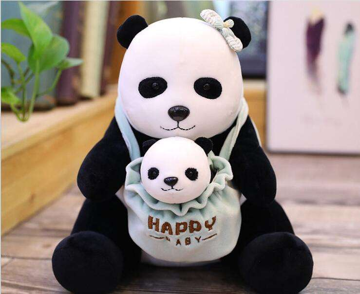 Ty Classic Panda Beijin Soft Plush 8 Inches