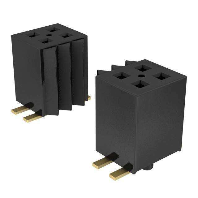 UJ2-MIBH2-4-SMT-TR - Pack of 100 USB Connectors USB 2.0 micro B jack 5 pin Horizontal SMT,