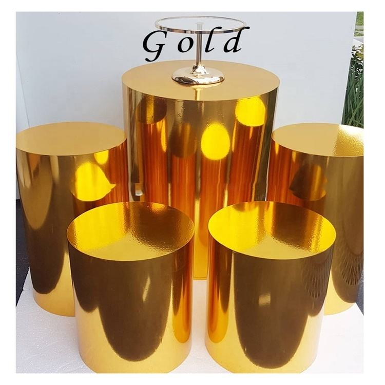 Wedding Decoration Dessert Table Stand Pillars Display Pedestal