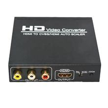 Factory price AOEYOO HDMI Video Converter HDMI TO HDMI/CVBS