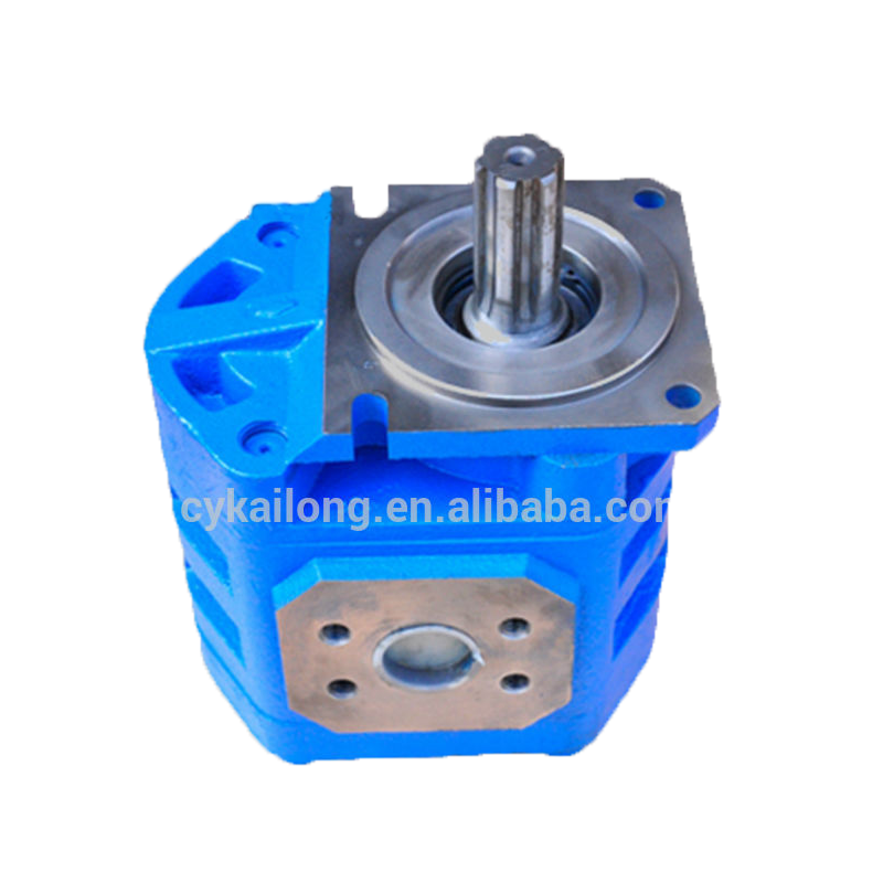 Wheel Loader Spare Parts Cbgj2063 Oil Gear Pump Of Liugong Zl50