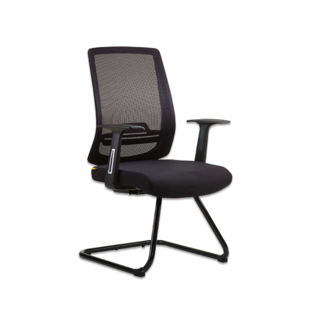 Malaysia Office Furniture Modern Design Low Back Mesh Executive Visitor Guest Chair