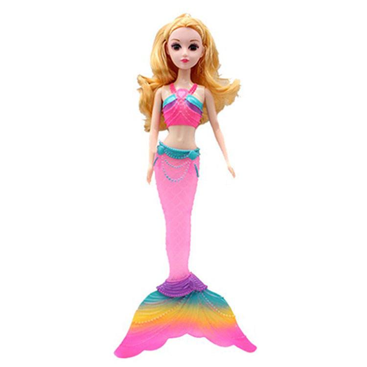 Mermaid Princess Dolls Cute Sea maid Girls Kids Toys Birthday Xmas Gift YT