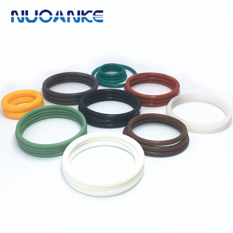 China Factory NBR FKM Silicone Rubber O-Ring Seals Nitrile FPM EPDM Rubber O Ring