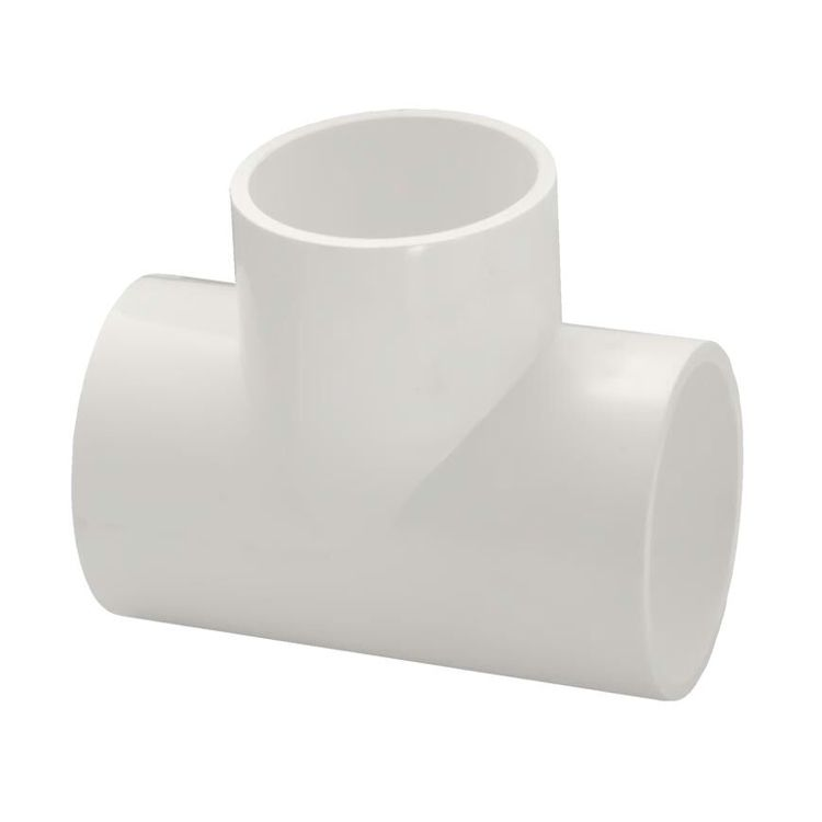 Water Supply Plumbing Materials Plastic Pipe Fittings PPR T50 Pvc Equal Tee