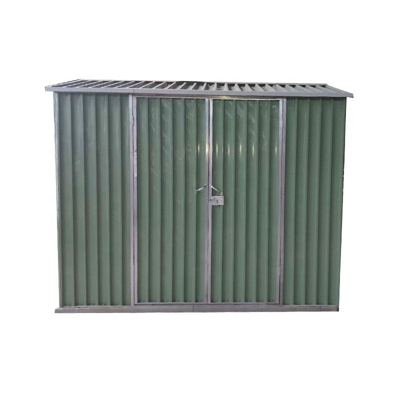 HOT selling steel garden shed