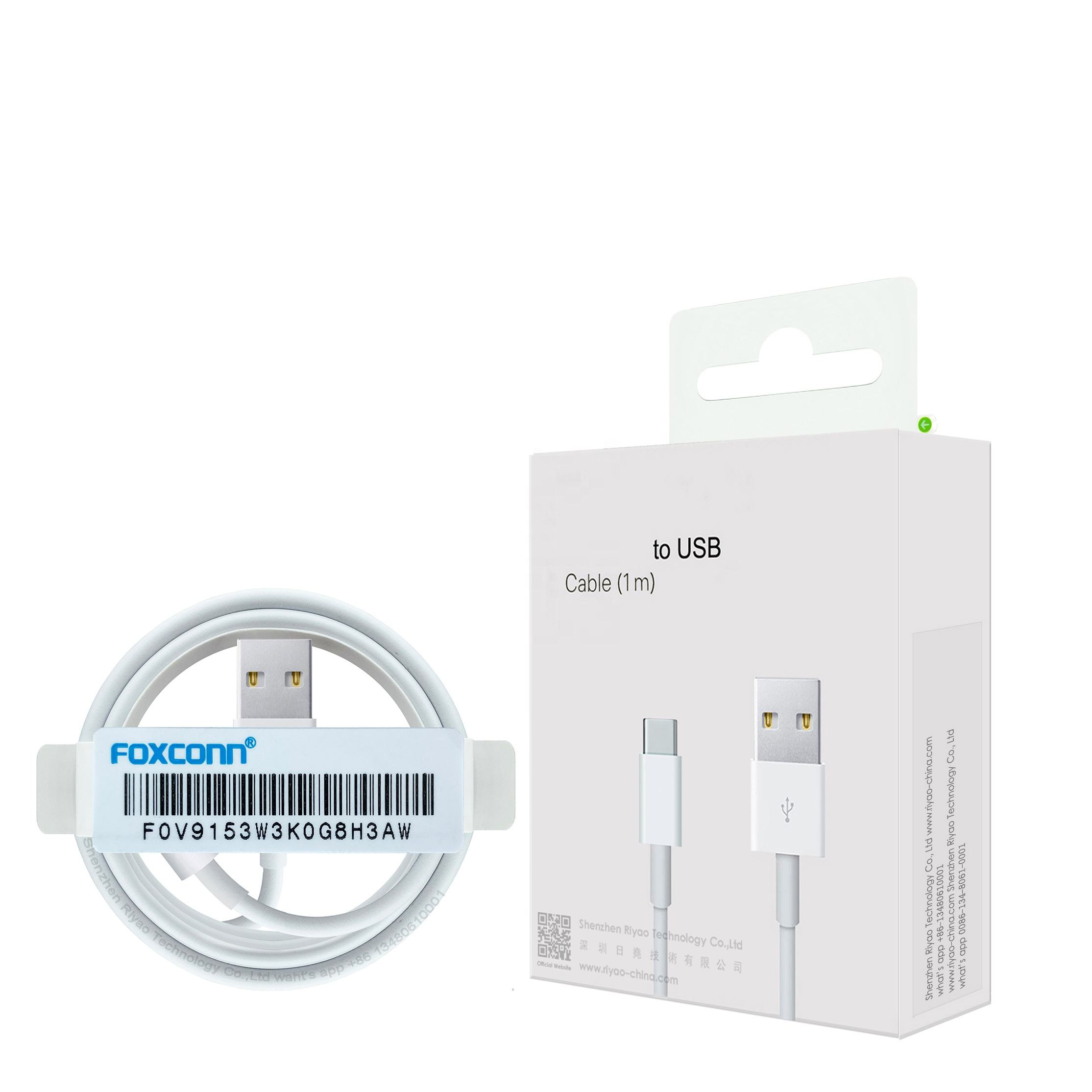 Sample Order! Groothandel Fabriek Direct Voor iPhone Kabel Charger 1 M/2 M Bulk Pack Micro Usb Kabel