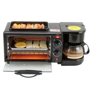 retro ultimate oven station all one dual sandwich multifunction 3 in 1 multi electric machine breakfast maker