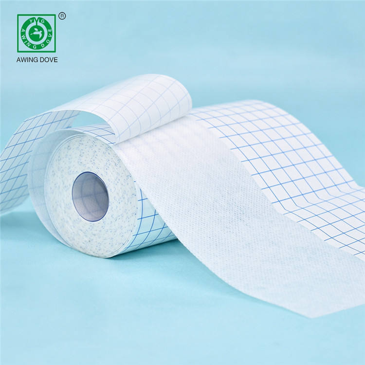 Hot sale First aid skin care custom printing Medical Nonwoven Adhesive Tape
