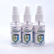 30ml 120ml Concentration 75% Disinfectant Hand Sanitizers Alcohol Spray For Home And Workplace Hand Sanitizer Spray