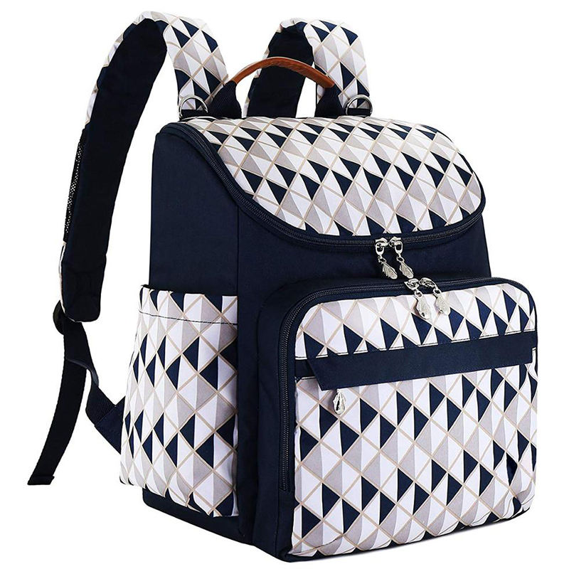 Diaper backpack bag Multifunctional Fashion Waterproof Travel Mom Back Pack Nappy Mummy Diaper Backpack Baby Bag