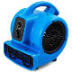 LIXING 1/5hp 800cfm Commerical Mini Air Mover Blower Cooling Fan