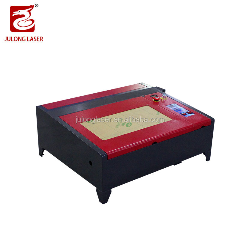 50w Good Price portable K4040 laser cutting machine, small wood acrylic rubber sheet laser engraver and cutter