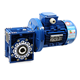 China wholesale aluminum NMRV worm reducer motor nmrv50 worm drive gearbox for printer