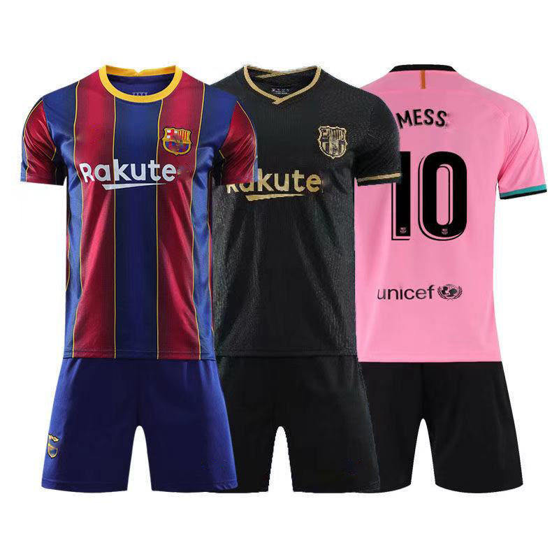 2020 - 2021 club football jersey, custom Thai football shirt T-shirt and shorts with name number