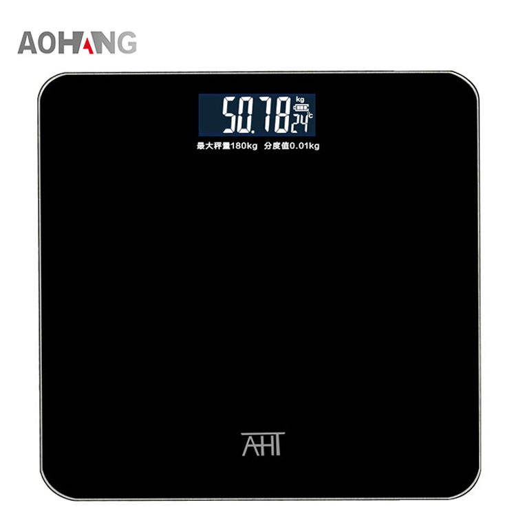 180kg Wholesale Eco-Friendly Household Lcd Backlight Display Electric Digital Scale Weighing Scale