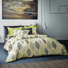 Hotel Home Use High Quality Printing 4 Pcs Bed Comforter Set