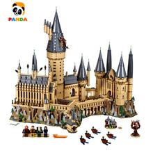 King series Scene building block Harry Potters Hogwartses Castle set toys Large Assembly toys brick games for boys (83037/16060)