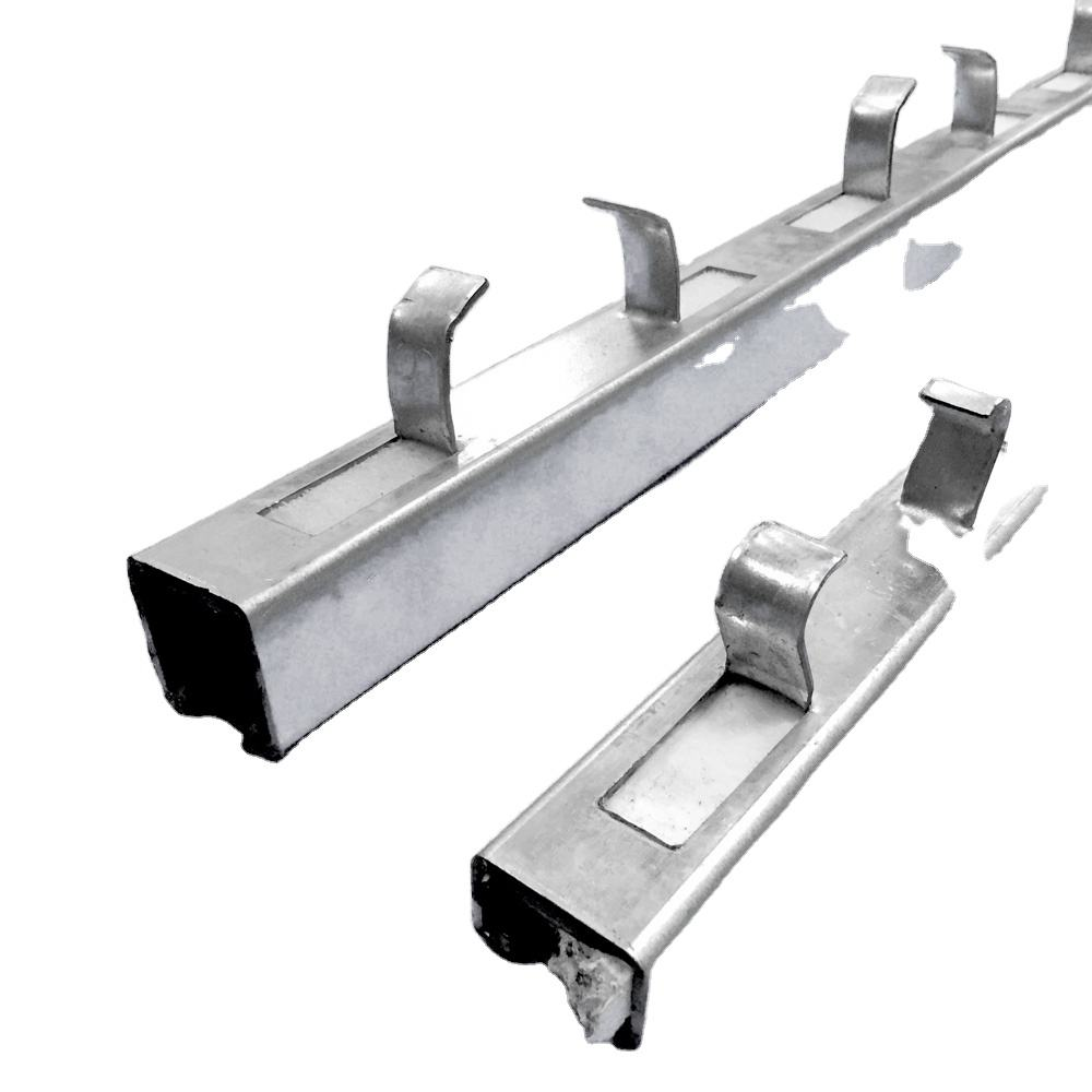 AS1449/AS2837 standard support stainless steel strut C Channel Purlins unistrut 41*21*2.5mm 6m Length