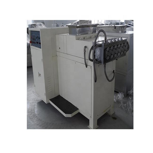 chewing gum bubble gum extruding machine