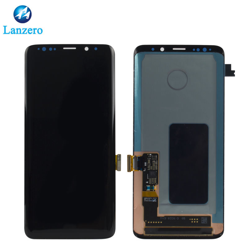 2018 Display LCD Full Set Black Assembly for Samsung Galaxy S9 Plus G965F G965N