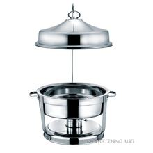 18/8 stainless steel Golden Bell   Chafing Dishes  food warmer chafer dish buffet set with hange