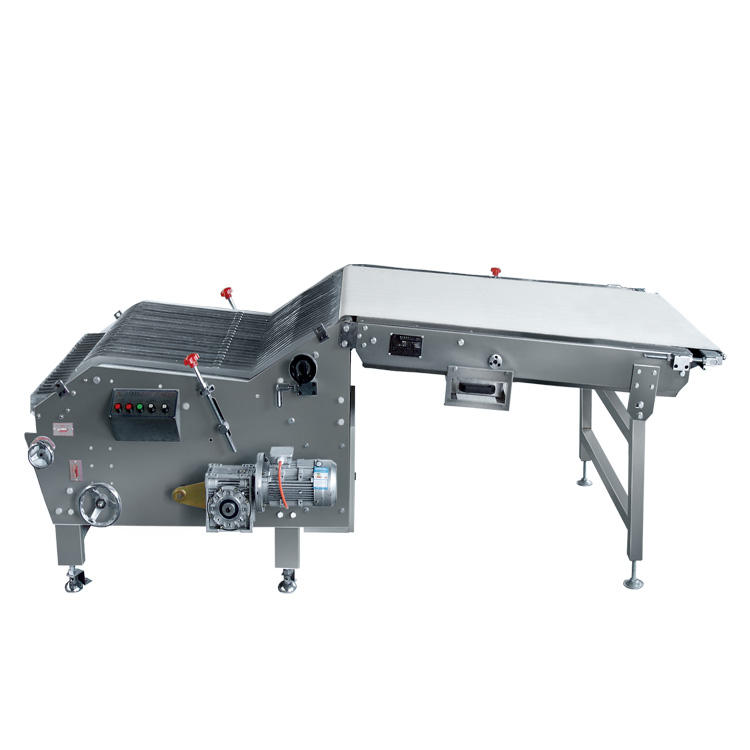 star wheel finishing machine for biscuit finishing
