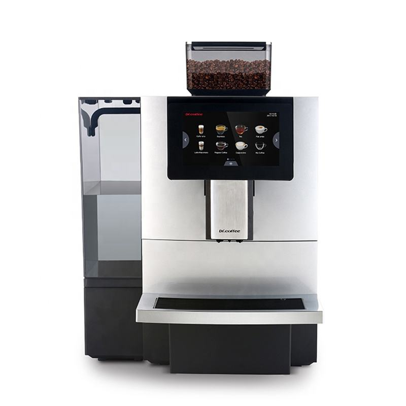 Dr.Coffee F11 220V Automatic commercial coffee machine espresso with EU plug