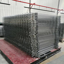ornamental steel fence metal fence hot selling  American standard