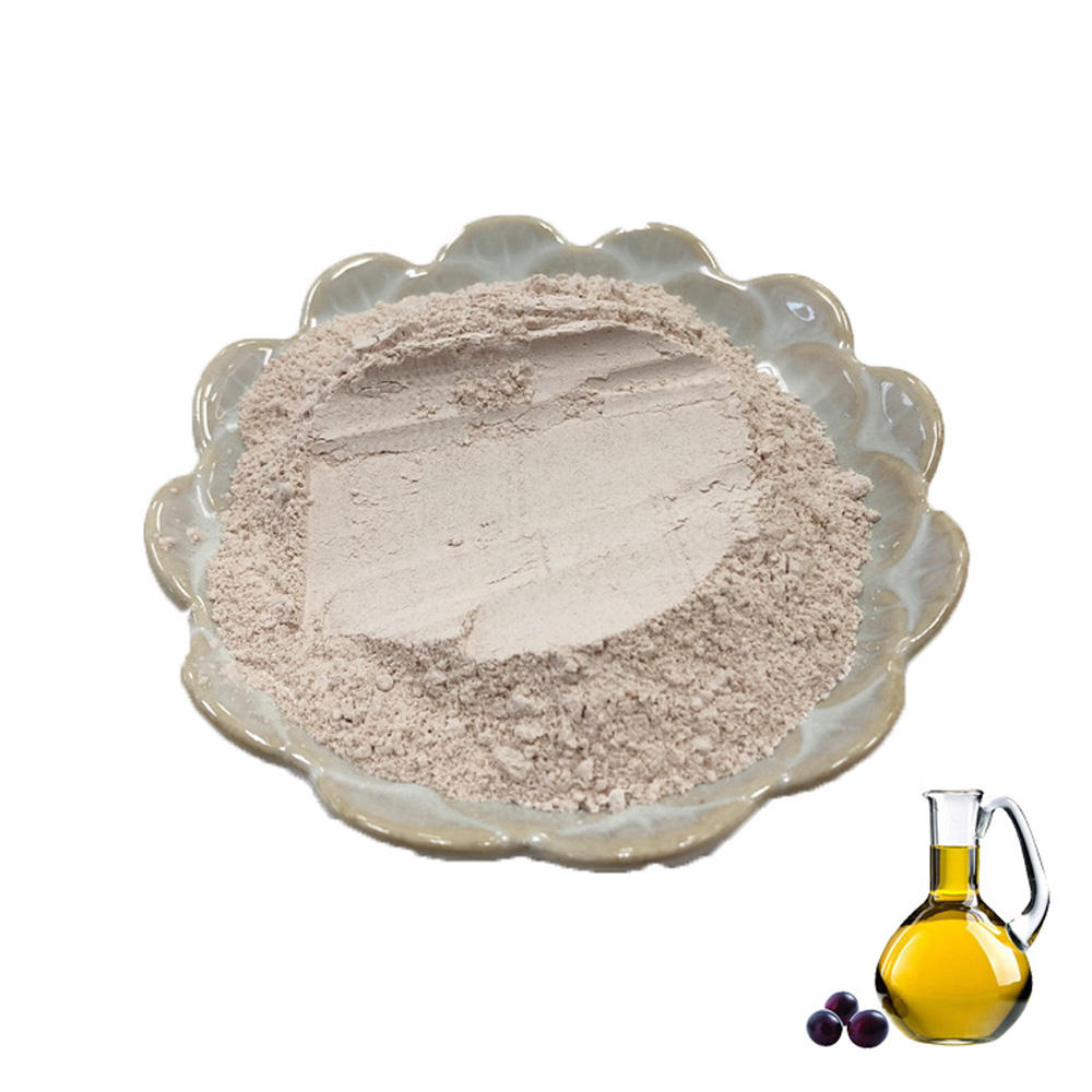 Olive oil food grade attapulgite bleaching earth decolorization bentonite clay recovery purification olive oil refining